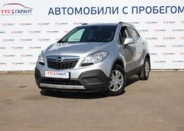 Opel Mokka с пробегом – бензин инжектор