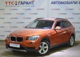 BMW X1 с пробегом – полный привод