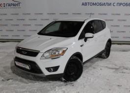 Ford Kuga с пробегом – автомат