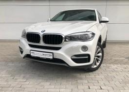 BMW X6 2016 года выпуска