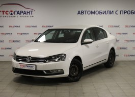 Volkswagen Passat с пробегом в Trade-in в салонах компании – www.tts.ru