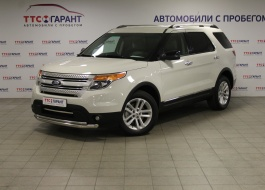Ford Explorer с пробегом по цене 907 500 рублей