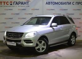 Mercedes-Benz M-Class с пробегом по цене 1 920 000 рублей