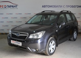 Subaru Forester 2012 года выпуска