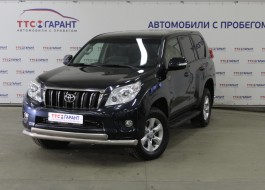 Toyota Land Cruiser Prado с пробегом – дизель