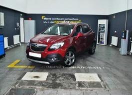Opel Mokka с пробегом – полный привод