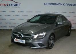 Mercedes-Benz CLA-Class с пробегом в кузове седан