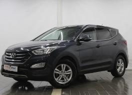 Hyundai Santa Fe с пробегом – бензин инжектор