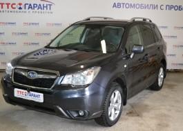 Subaru Forester с пробегом – 150 л.с.