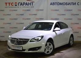 Opel Insignia с пробегом в городе Уфа