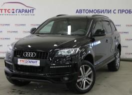 Audi Q7 2012 года выпуска
