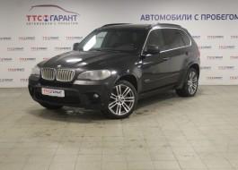 BMW X5 с пробегом – 407 л.с.