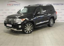 Toyota Land Cruiser с пробегом в Trade-in в салонах компании – ТТС